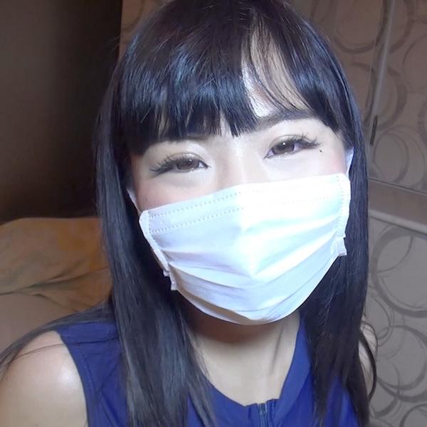 【美人若妻】「りんか」26歳 穴あきレオタードでハメ撮り