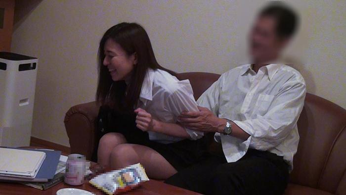 FC2 PPV 964514 Original individual shooting beautiful leg / beauty OL / Aya's 29-year-old