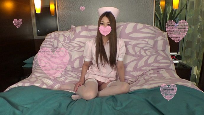 "FC2 PPV 826455 active duty model JD 成長 growth period manko nurse cosplay perfection ""Ochinpo want ♥"""