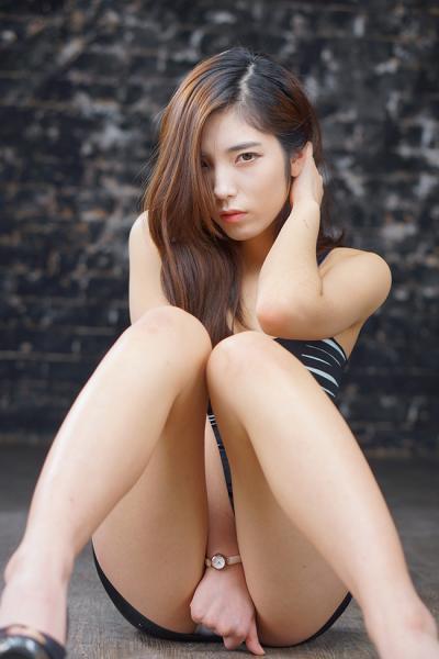 個人撮影会 素人モデル 159